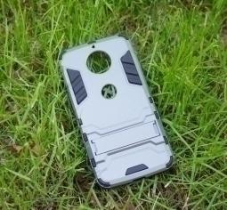 Чехол Motorola Moto G5s Honor серый - изображение 3