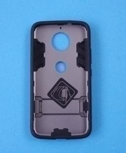 Чехол Motorola Moto G6 Play Honor серый - изображение 3