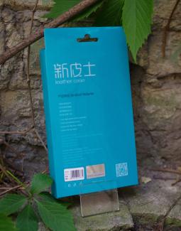 Чехол книжка Motorola Moto G6 Nillkin серый - фото 5