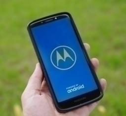 Чехол Motorola moto G6 Play Ondigo чёрный - изображение 3