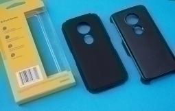 Чехол Motorola moto G6 Play Ondigo чёрный - изображение 4