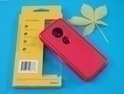 Чехол Motorola Moto G6 Play Ondigo красный