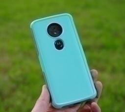 Чехол Motorola Moto G6 Play Ondigo бирюзовый