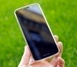 Чехол Motorola Moto G6 Play прозрачный TPU - фото 2