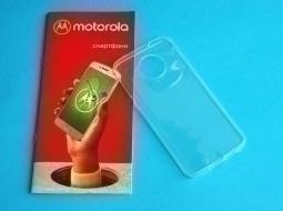 Чехол Motorola Moto G6 прозрачный