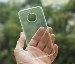 Чехол Motorola Moto G6 прозрачный - изображение 3