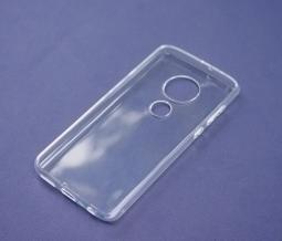 Чехол Motorola Moto G7 TPU прозрачный