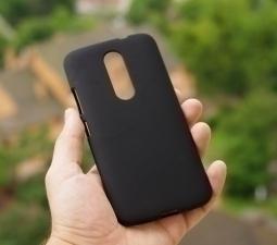 Чехол Motorola Moto M чёрный - изображение 2