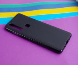 Чехол Motorola Moto One Action черный матовый
