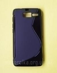 Чехол Motorola RAZR M черный