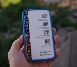 Чехол Motorola Moto X2 Body Glove - изображение 2