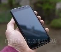Чехол Motorola Moto X2 hard shell черный - изображение 2