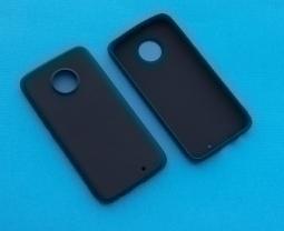 Чехол Motorola Moto X4 чёрный - изображение 4