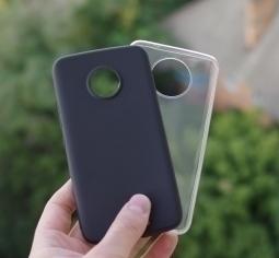 Чехол Motorola Moto X4 чёрный - изображение 2