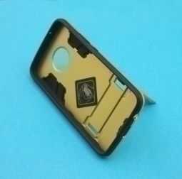 Чехол Motorola Moto X4 Honor золотой - фото 3