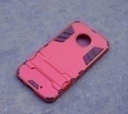 Чехол Motorola Moto X4 Honor красный