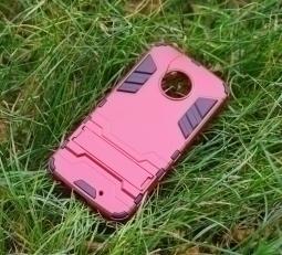 Чехол Motorola Moto X4 Honor красный - фото 4