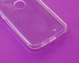 Чехол Motorola Moto X4 прозрачный TPU - фото 3