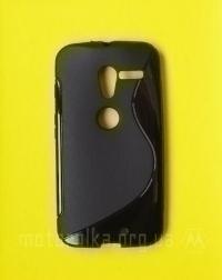 Чехол Motorola Moto X черный