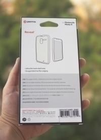 Чехол Motorola Moto X Griffin черный - изображение 4