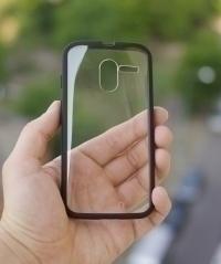 Чехол Motorola Moto X Griffin черный - изображение 2