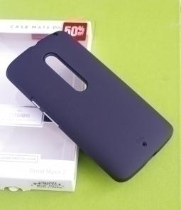 Чехол Motorola Moto X Play / Droid Maxx 2 Case Mate Tough чёрный