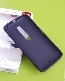 Чехол Motorola Moto X Play / Droid Maxx 2 Case Mate Tough чёрный - изображение 2