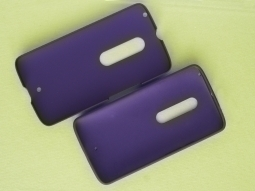 Чехол Motorola Moto X Play / Droid Maxx 2 Case Mate Tough чёрный - изображение 5