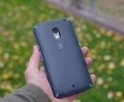 Чехол Motorola Moto X Play Speck синий