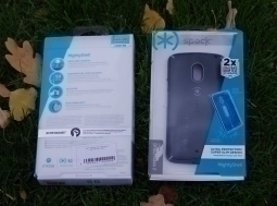Чехол Motorola Moto X Play Speck синий - изображение 3