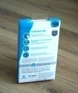Чехол Motorola Moto X Play / Droid Maxx 2 Speck чёрный - изображение 3
