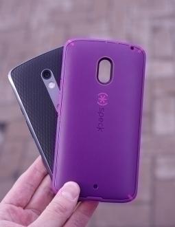 Чехол Motorola Moto X Play / Droid Maxx 2 розовый