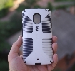 Чехол Motorola Moto X Play / Droid Maxx 2 Speck белый - изображение 2