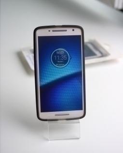 Чехол Motorola Moto X Play / Droid Maxx 2 чёрный