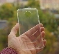 Чехол Motorola Moto Z силиконовый