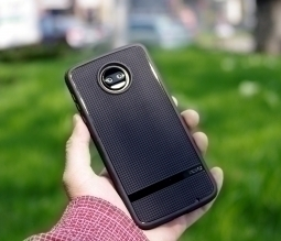 Чехол Motorola Moto Z2 Force Incipio NGP - изображение 2