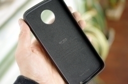 Чехол Motorola Moto Z2 Force красный Tumi - изображение 3