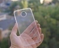 Чехол Motorola Moto Z2 Play силиконовый - изображение 2