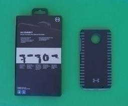 Чехол Motorola Moto Z2 Play Under Armour чёрный - изображение 4