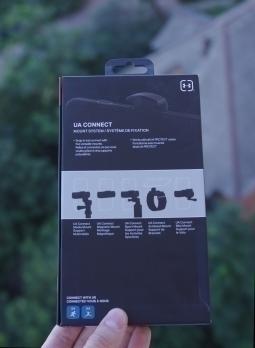 Чехол Motorola Moto Z2 Play Under Armour серый - изображение 6