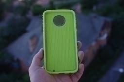 Чехол Motorola Moto Z2 Play Under Armour серый - изображение 4