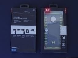 Чехол Motorola Moto Z2 Play Under Armour серый - изображение 7
