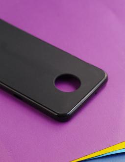Чехол Motorola Moto Z3 Play чёрный - фото 3