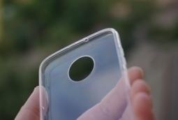 Чехол Motorola Moto Z3 Play прозрачный - изображение 4