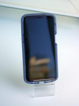 Чехол Motorola Moto Z3 Tech21 EvoCheck серый - фото 2