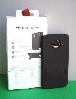 Чехол Motorola Moto Z CaseMate с ножкой - изображение 4