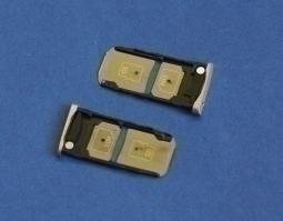 Сим лоток Motorola Moto Z Force золотой - изображение 2