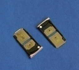 Сим лоток Motorola Moto Z Force золотой - изображение 3