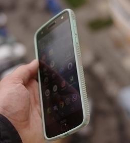 Чехол Motorola Moto Z Speck изображение - 4