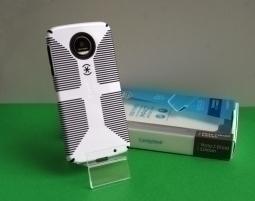 Чехол Motorola Moto Z Speck black / white - изображение 6